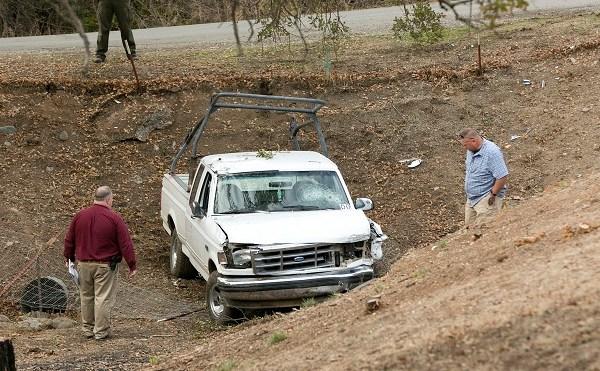 Deadly California Shootings_589417