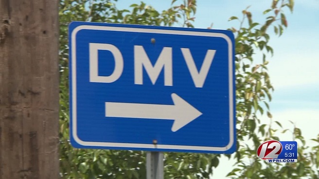 DMV expects long lines leading up to computer upgrade_492891