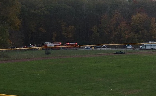 CCRI Warwick hazmat incident_581608