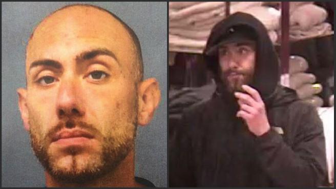 Donald Morgan and Warwick Macy's jacket theft suspect_589943