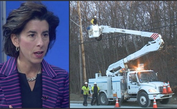 Gov. Gina Raimondo orders review of National Grid_581054