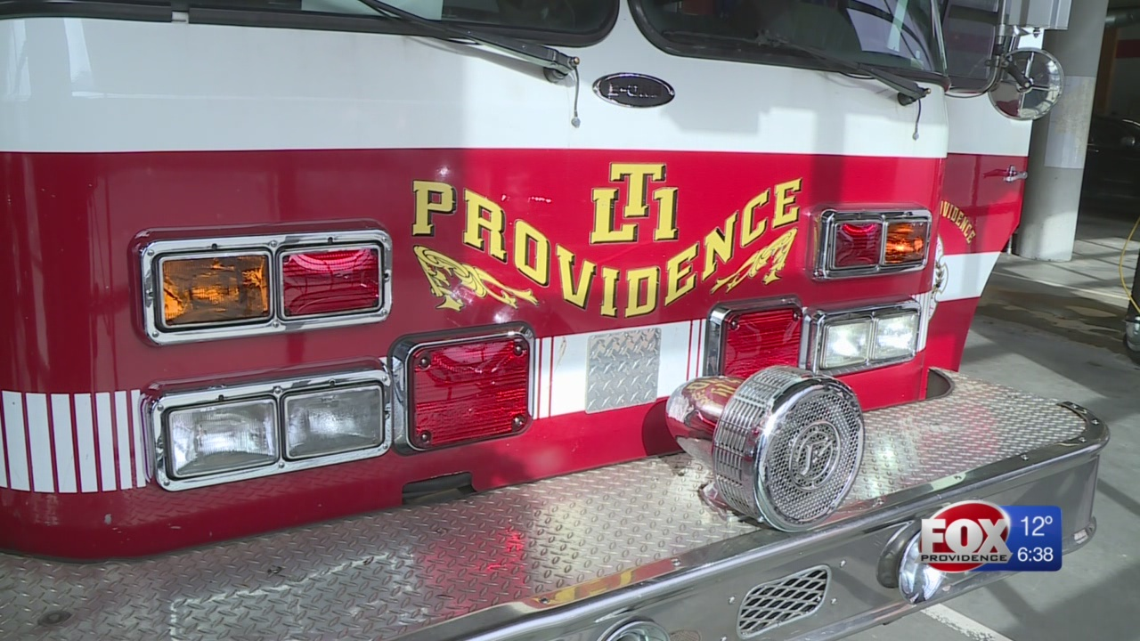 Providence firefighters offer free rides on New Year's Eve
