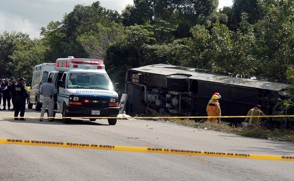Mexico Bus Accident_609282