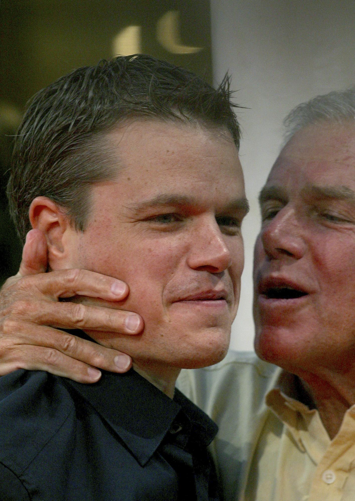 Obit Matt Damons Father_611125
