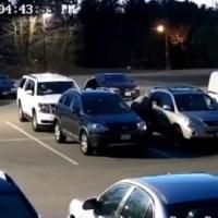 foxboro ymca car breakin surveillance_602887