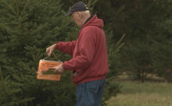 Douglass Family Farm Christmas Tree Sale for ALS_601258