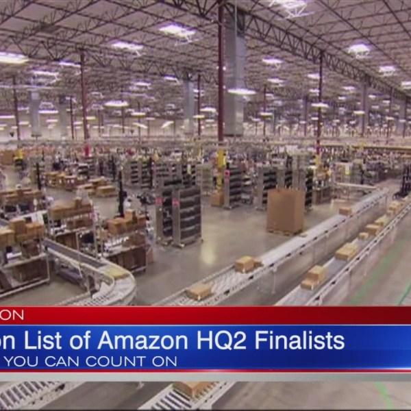 Boston Makes List of Amazon HQ2 Finalists