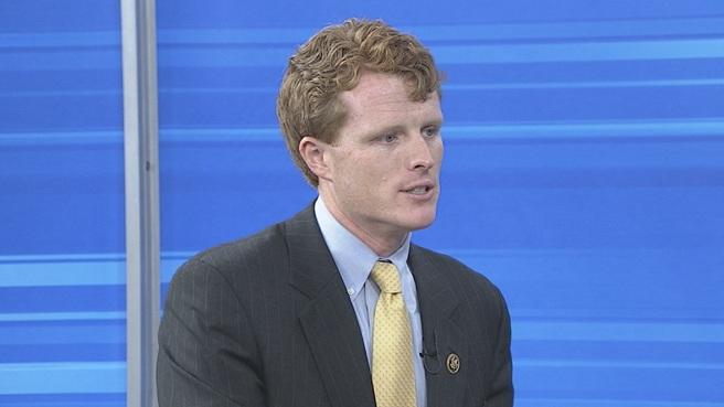 Congressman Joe Kennedy III_472933