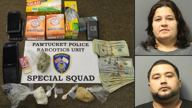 Pawtucket drug charges_629075