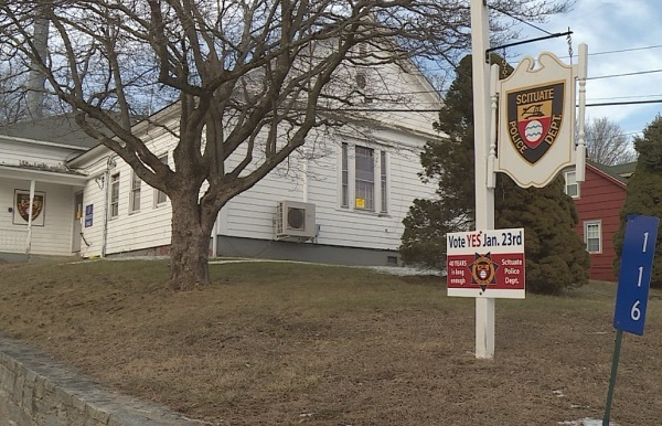 Scituate police station_626365