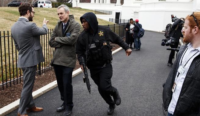 White House Lockdown_650146
