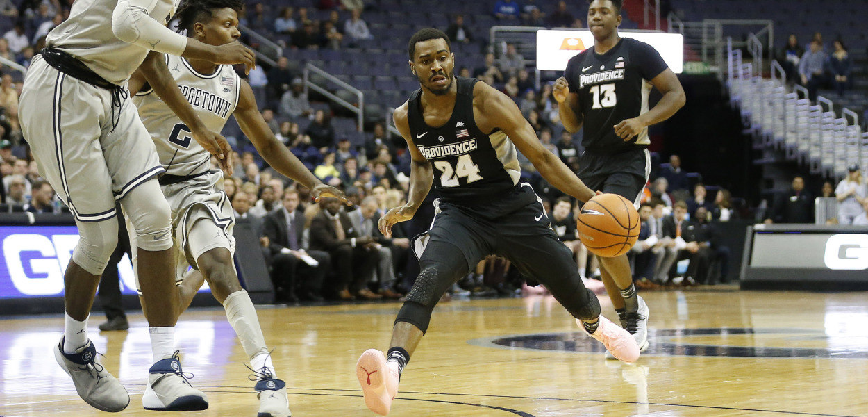 NCAA Basketball_ Providence at Georgetown_651292