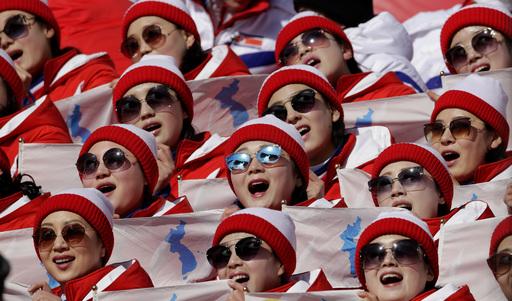 Pyeongchang Olympics Alpine Skiing_650572