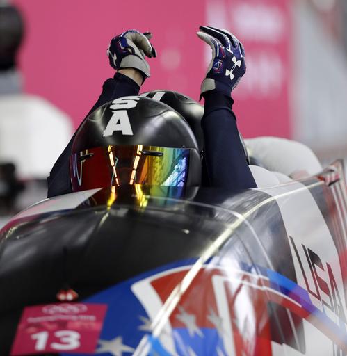 Pyeongchang Olympics Bobsled_650381