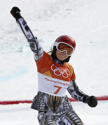 Pyeongchang Olympics Snowboard Women_650500