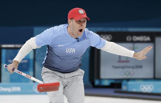 Pyeongchang Olympics Curling Men_650460