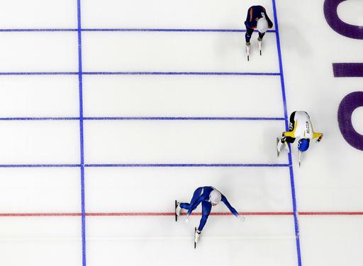 Pyeongchang Olympics Speed Skating Men_650571