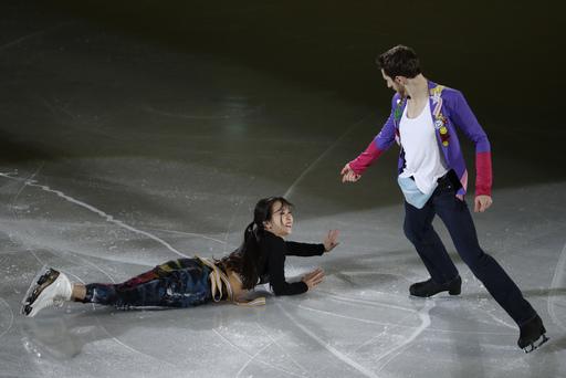 Pyeongchang Olympics Figure Skating Gala_650808