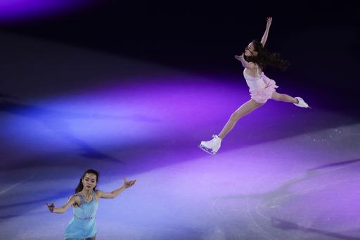 Pyeongchang Olympics Figure Skating Gala_650756