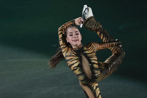 Pyeongchang Olympics Figure Skating Gala_650854