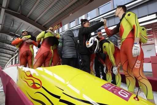 Pyeongchang Olympics Bobsled_650782