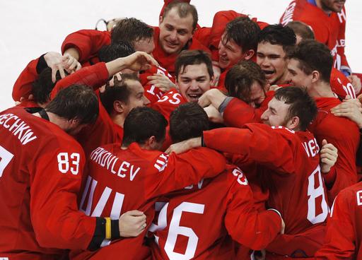 Pyeongchang Olympics Ice Hockey Men_650822