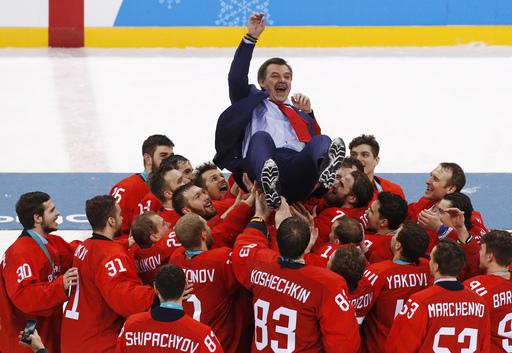 Pyeongchang Olympics Ice Hockey Men_655324
