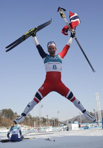 Pyeongchang Olympics Cross Country Women_650857