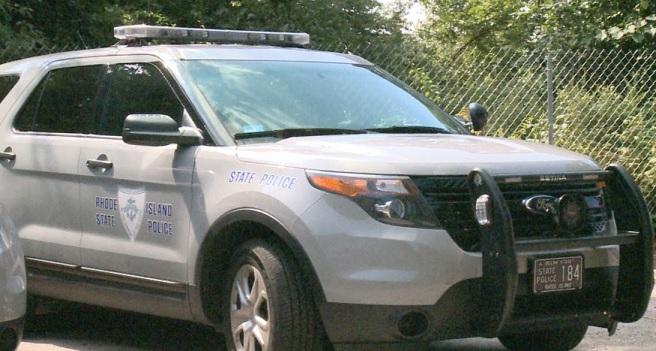 Rhode Island State Police Cruiser_606348