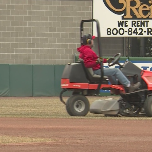 McCoy prepares for opening day