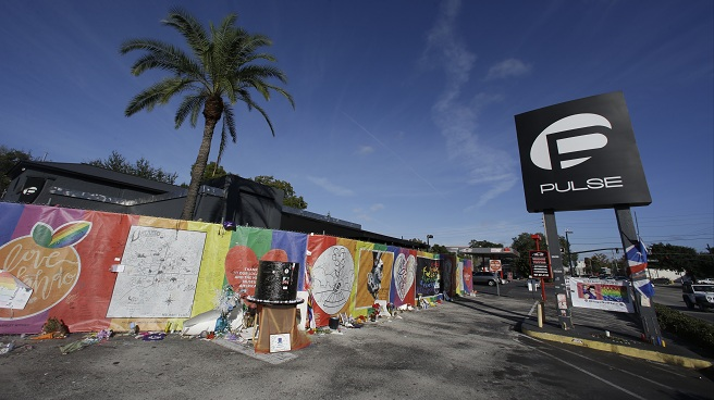 Pulse Nightclub memorial