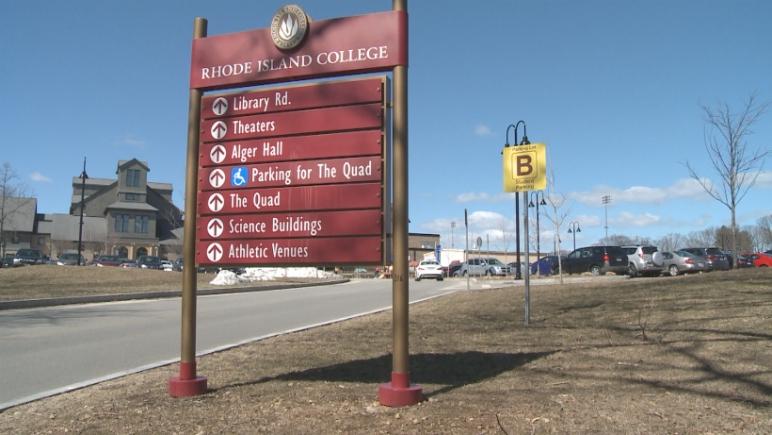 Rhode Island College RIC campus