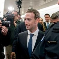 Facebook Privacy Scandal Congress