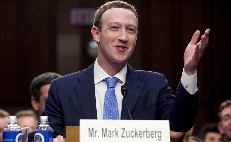 Facebook Privacy Scandal Mark Zuckerberg
