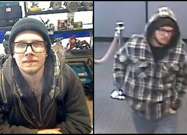 Tiverton Bank Robbery suspect Cody Toolis