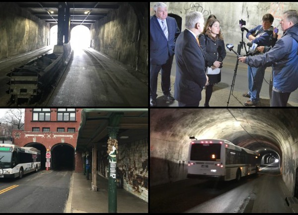 East Side Bus Tunnel