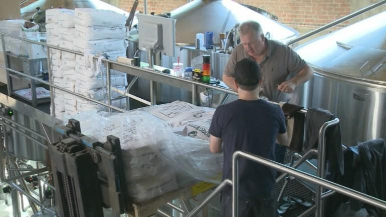 IBG JWU craft brewing course