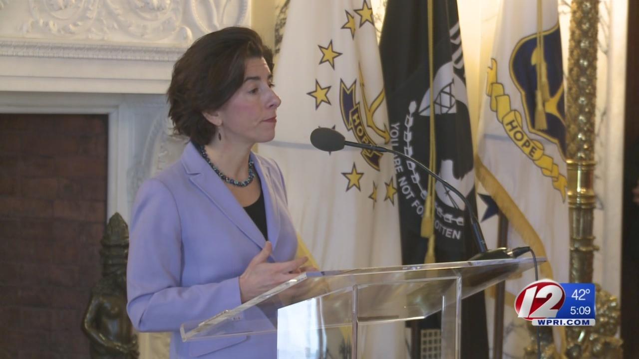 Governor Raimondo names gun safety task force