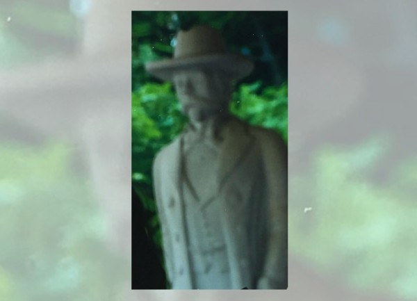 Jack Daniels statue