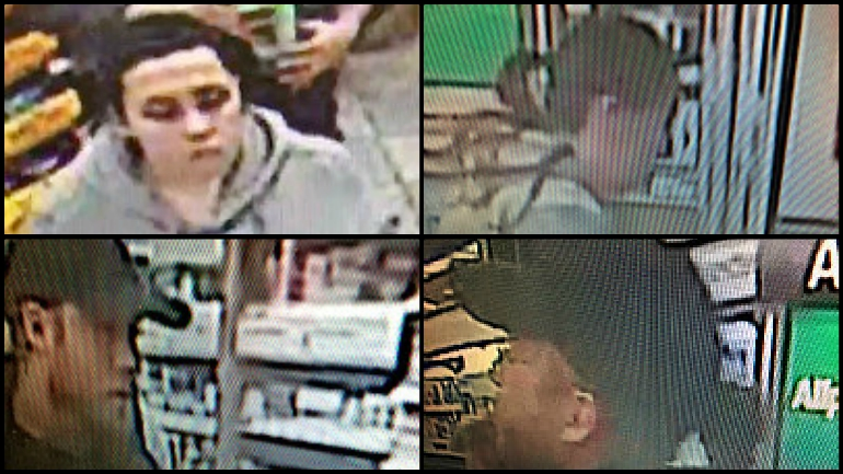 Johnston fraud suspects
