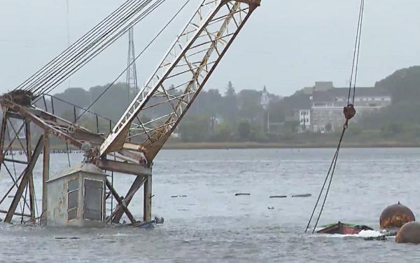 Providence River sunken barge_567238