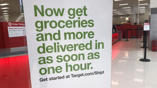 Busy? Let someone else grocery shop for you