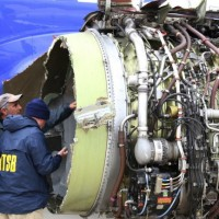 southwest engine failure