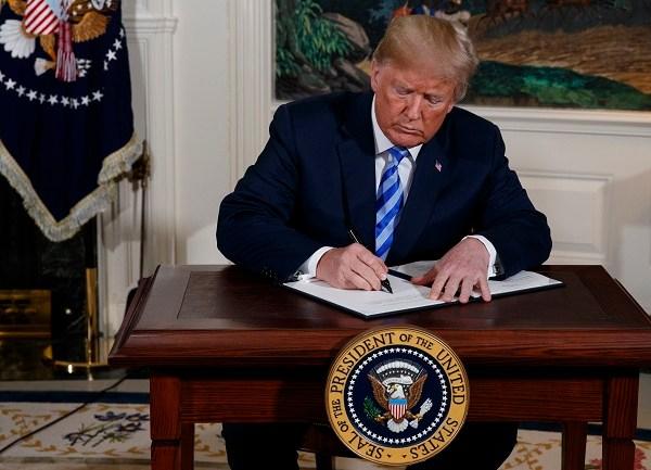 Trump iran deal