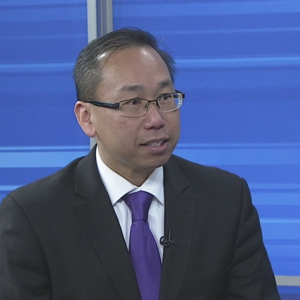 Allan Fung 4-20-2018 Newsmakers