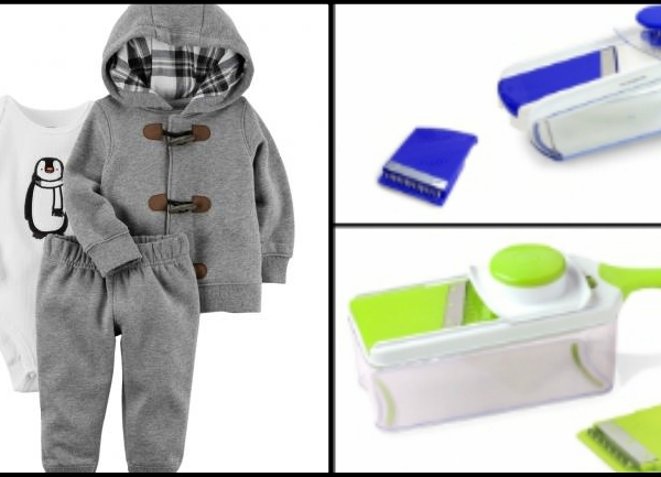 Booster seats, children's clothing, kitchen products recalled