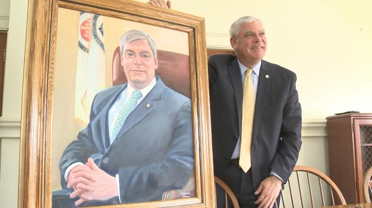 Scott Avedisian mayoral portrait