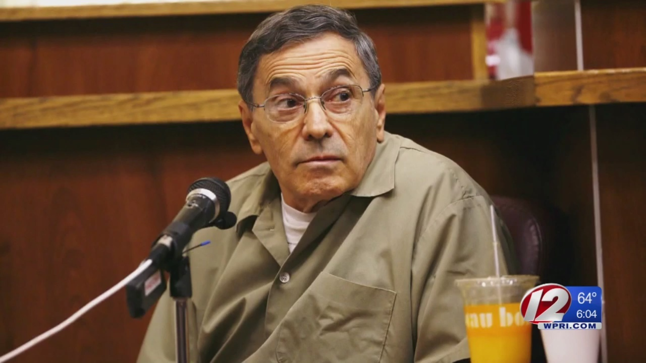 Stephen 'The Rifleman' Flemmi says he walked in on a gangland slaying