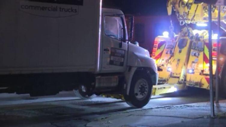 Fall River fatal crash box truck