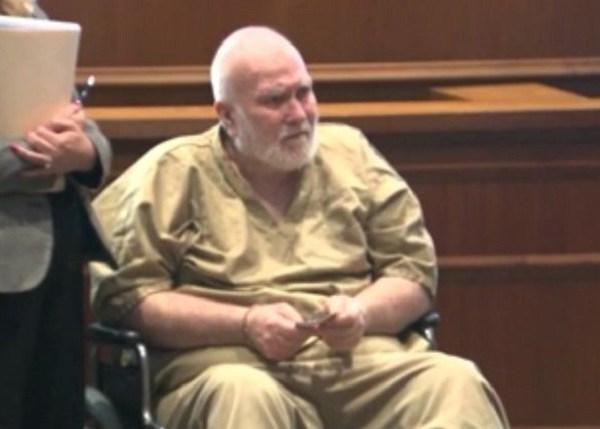 Wayne Chapman in court